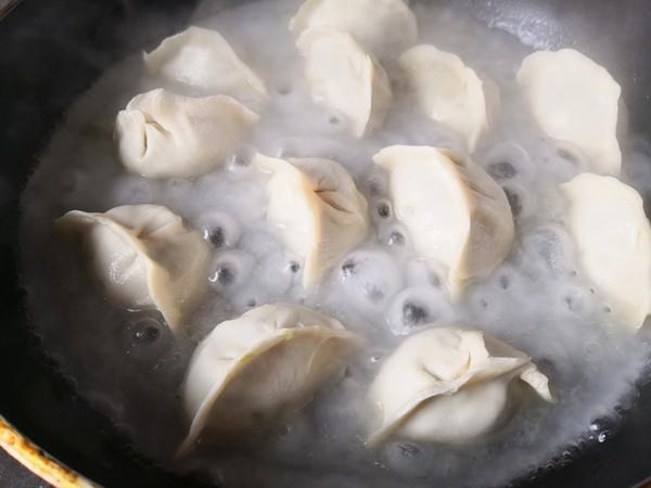 冰花水饺怎么炖