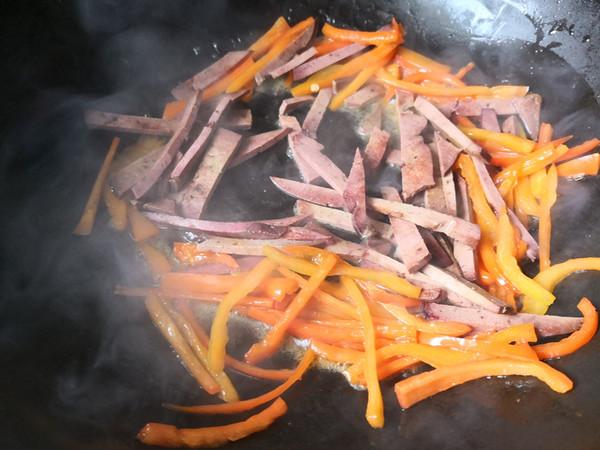 尖椒炒猪肝怎么煮