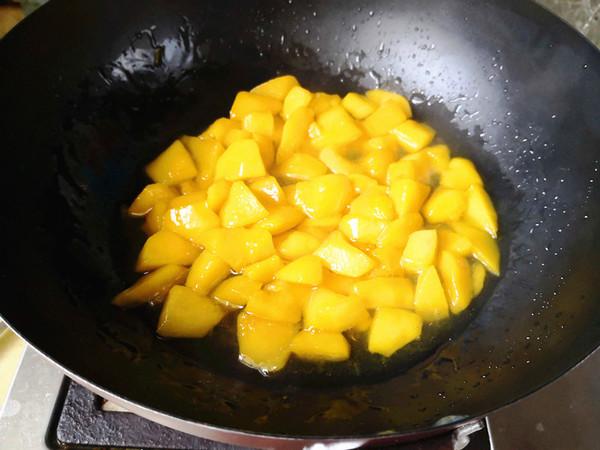 黄桃糖水怎么做