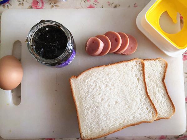 口袋面包的做法大全