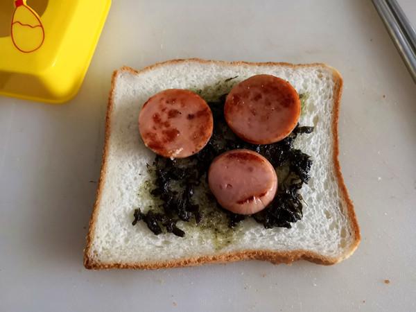 口袋面包的简单做法