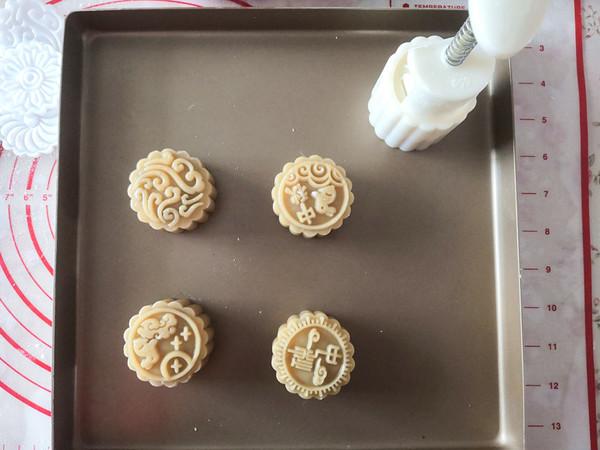 莲蓉月饼怎么做