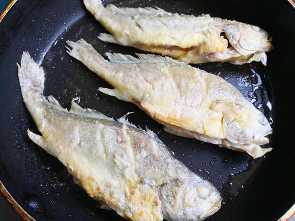 糖醋鱼的步骤