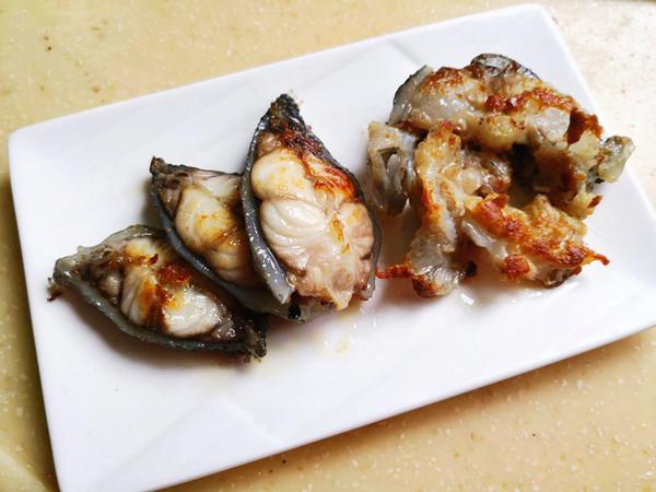 年夜饭硬菜之香煎海参斑的步骤