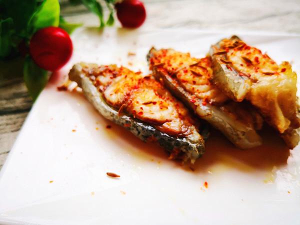 年夜饭硬菜之香煎海参斑成品图