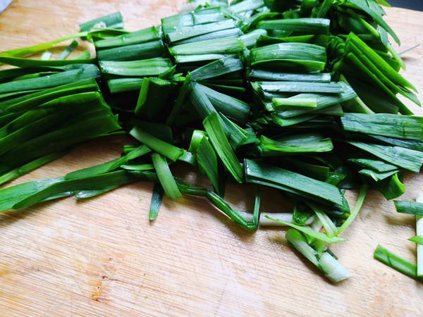 韭菜炒豆芽的做法图解