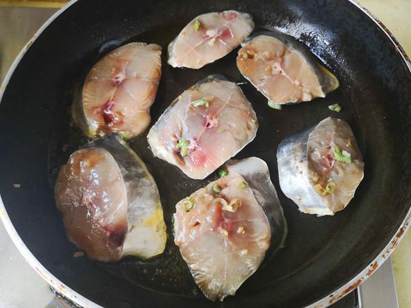 红烧鲅鱼的做法图解