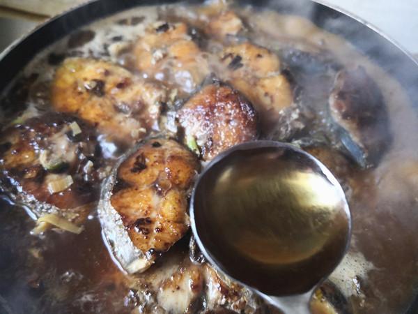 红烧鲅鱼怎么煮