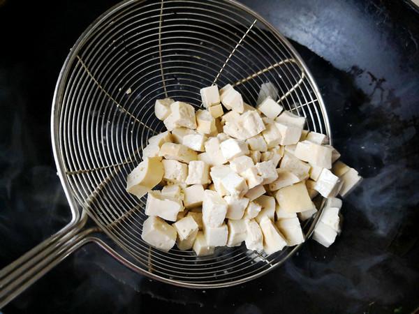 香椿豆腐的做法图解