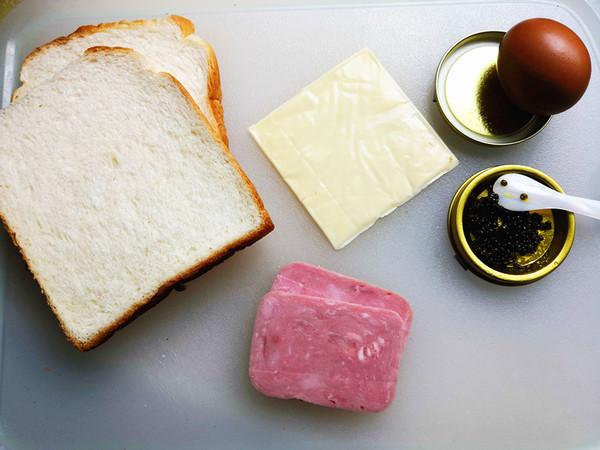三明治的做法大全