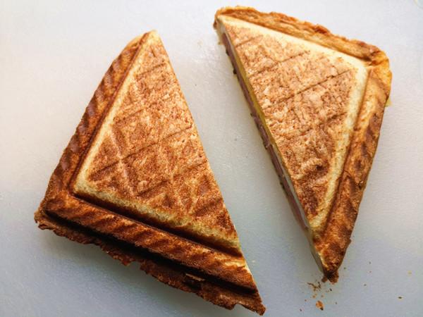 三明治怎么煸
