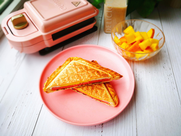 三明治成品图