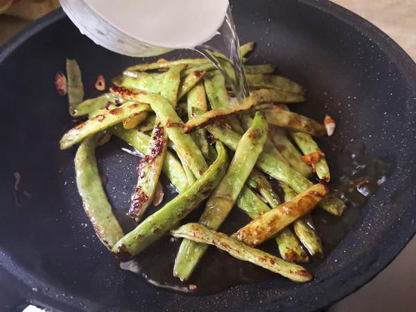 油焖豆角怎么吃