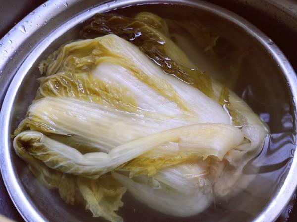 酸菜水饺的做法大全