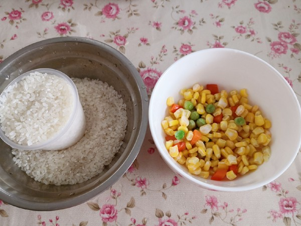 玉米饭的做法大全