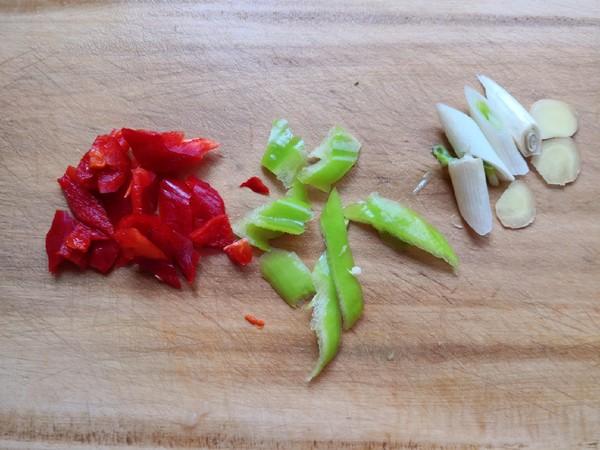 辣炒皮皮虾的做法图解