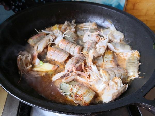 辣炒皮皮虾的简单做法