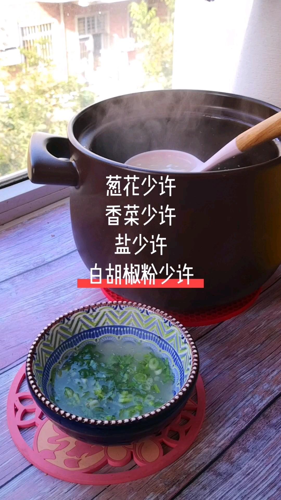鲜美的黑鱼汤的简单做法
