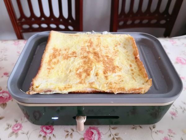 米糊煎面包怎么吃
