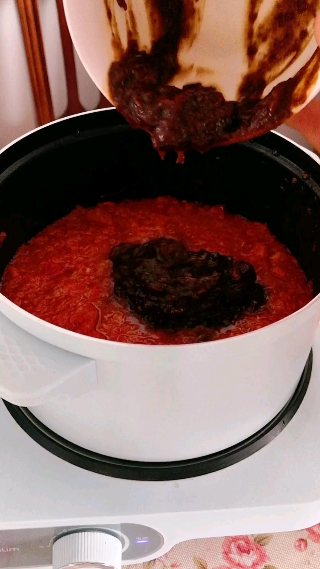 姑姑秘制的酱,拌面蘸食做菜样样行,存放半年不变质的家常做法