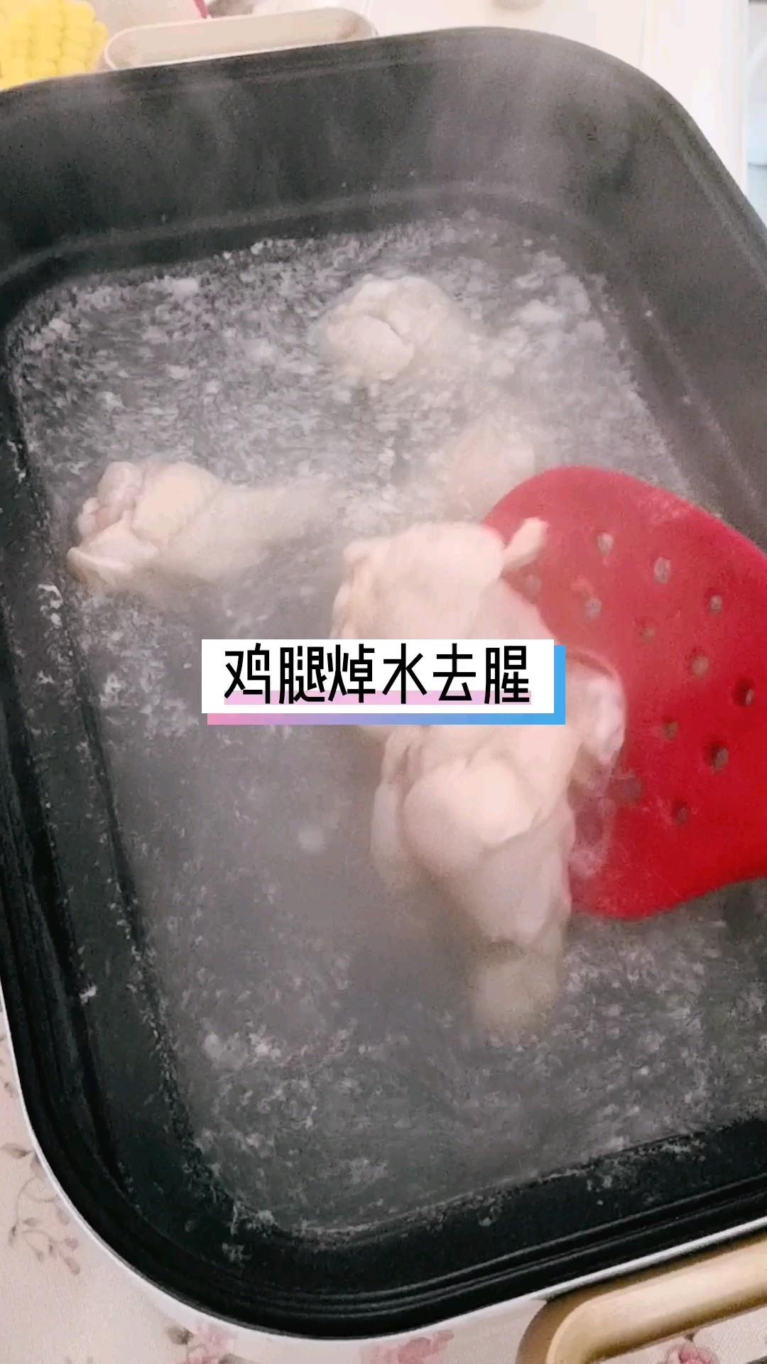 有肉有菜有海鲜,热乎乎满口留香的做法图解