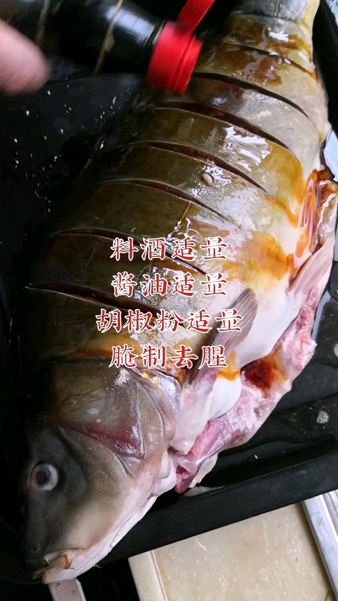 鲜辣够味儿的烤鱼的做法大全