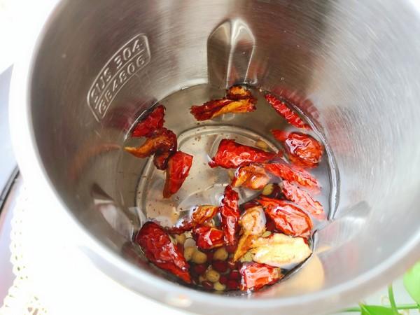 好气色喝出来,补血益气豆浆的家常做法