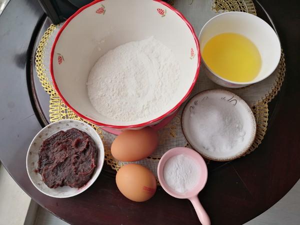 松软香甜有内涵,豆沙馅华夫饼的做法大全