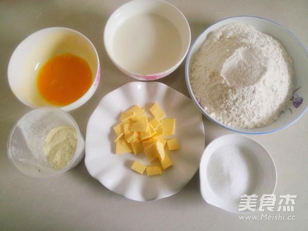 面包机版拉丝椰蓉吐司的做法大全