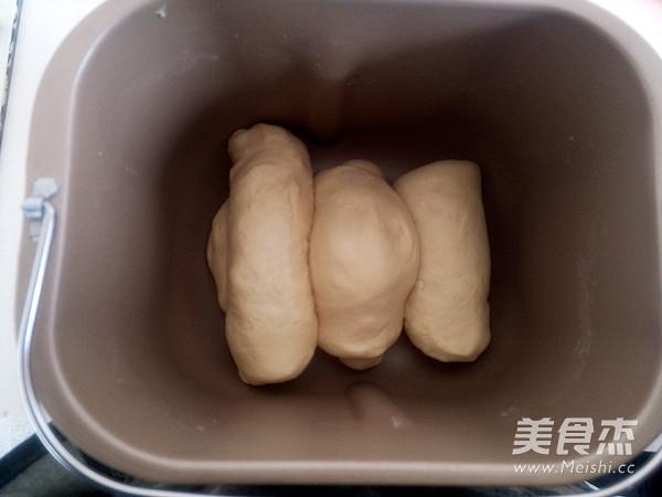 面包机版拉丝椰蓉吐司怎么炒