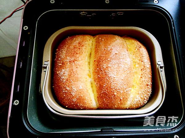 面包机版拉丝椰蓉吐司怎样做