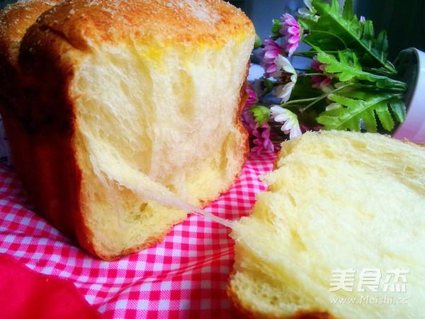 面包机版拉丝椰蓉吐司怎样炒