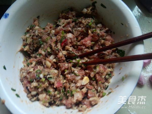 彩色水饺怎么炒