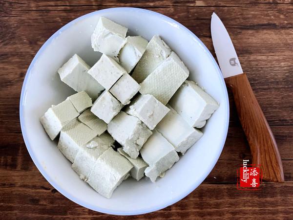 忘不了的味道——老干妈版清蒸臭豆腐的做法大全