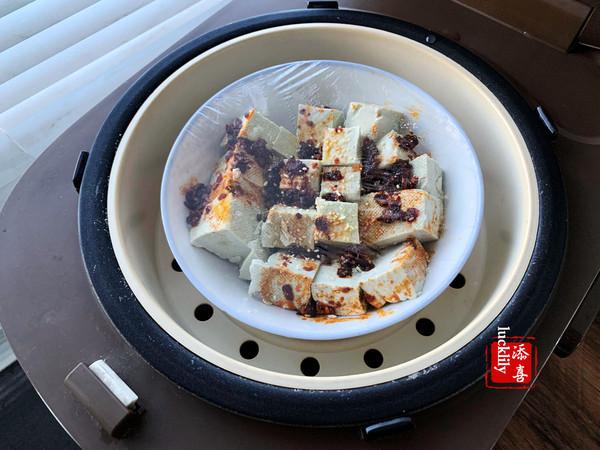 忘不了的味道——老干妈版清蒸臭豆腐的简单做法