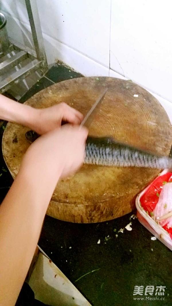 【余 厨】酸汤盘龙鱼的做法大全