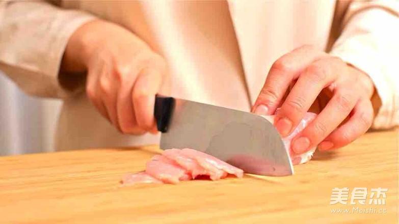 木须肉【王府私房菜】的家常做法