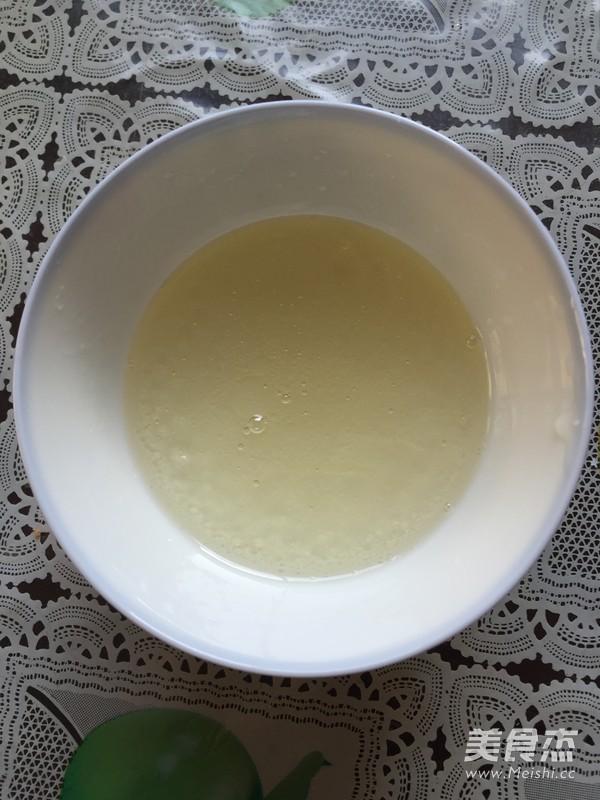 脆底蜂蜜小面包的简单做法
