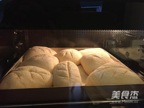 蔓越莓杏仁奶酥面包怎样煮
