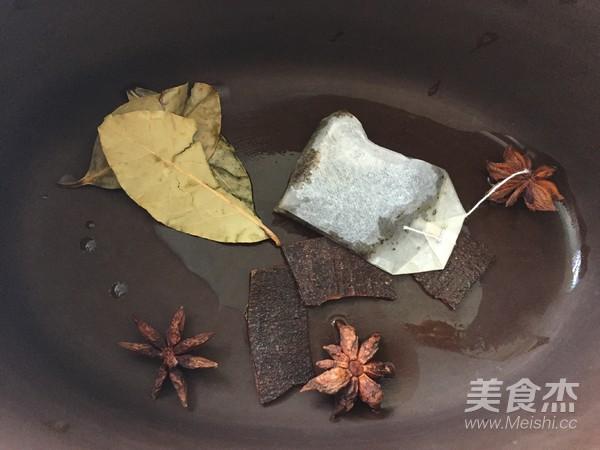 五香茶叶蛋的简单做法