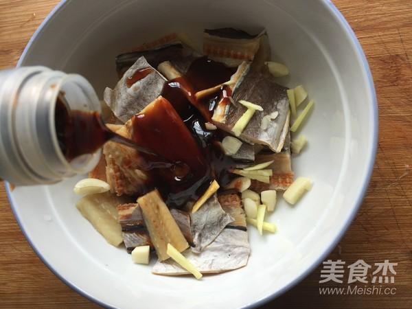 红烧鳗鱼干的家常做法