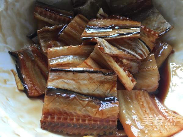 红烧鳗鱼干的简单做法
