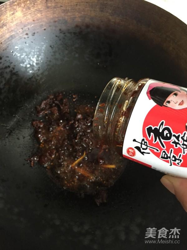 香菇酱炒花蛤怎么吃