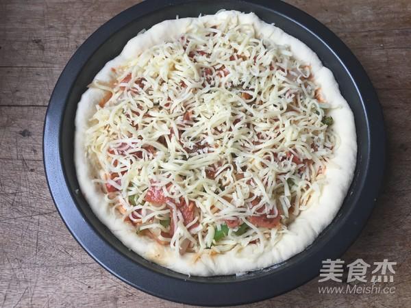双酱培根披萨怎样煸