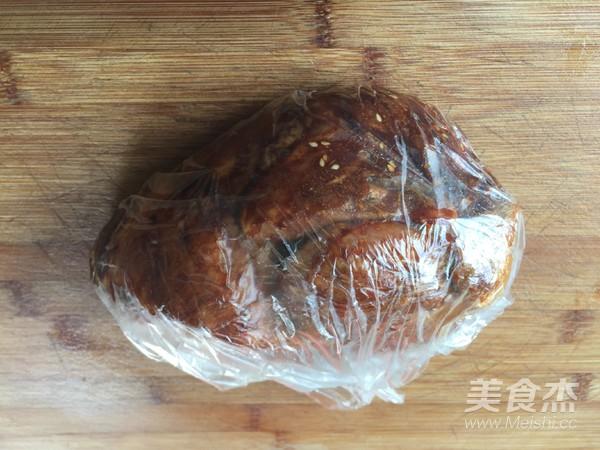 烤兔肉(空气炸锅版)怎么做