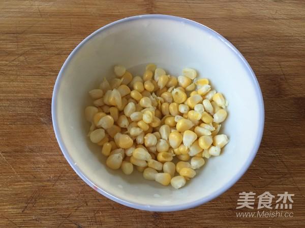 腊肠杂粮竹筒饭的简单做法