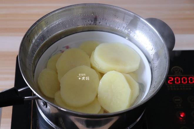 虾仁土豆泥怎么做