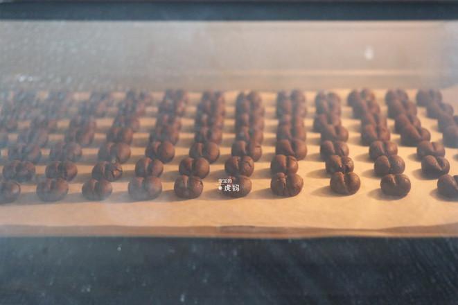 咖啡豆饼干怎样做