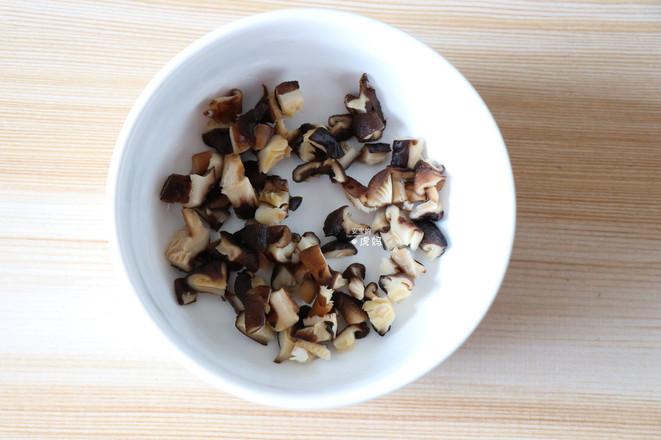 香菇肉臊子酸汤面的家常做法