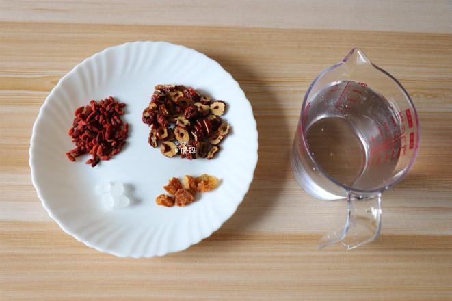 桂圆红枣茶的做法大全